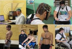 В НИИ спорта ГЦОЛИФК проведено комплексное обследование высококвалифицированных спортсменов членов студенческой сборной команды университета по греко-римской борьбе