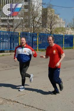 51-й легкоатлетический кросс им. Б. Галушкина